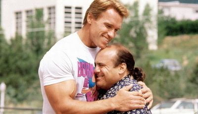 """Schwarzenegger confirma sequela de """"Gémeos"""" e... Eddie Murphy"""