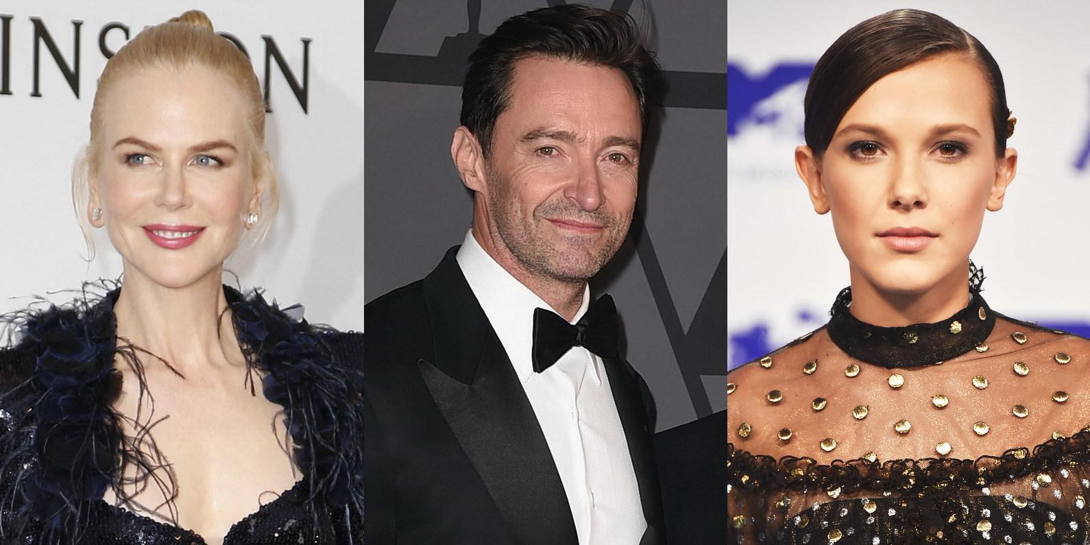Hollywood: estas estrelas estão na lista dos 100 mais influentes do mundo para a revista Time
