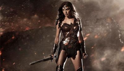 A nova polémica na internet? A ausência de pelos nas axilas da Wonder Woman