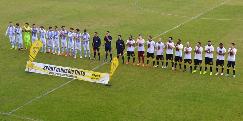 Canelas arranca campeonato de Portugal com empate em jogo apitado por árbitro polícia