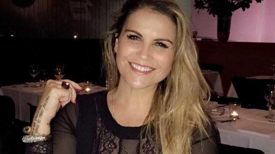 Katia Aveiro muda de visual: Sem pedir opinião a ninguém