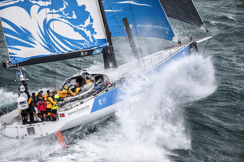 A Volvo Ocean Race arranca hoje em Alicante. Assista à largada em direto