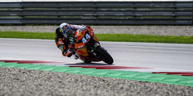Pai de Miguel Oliveira aponta à entrada na categoria MotoGP em 2019