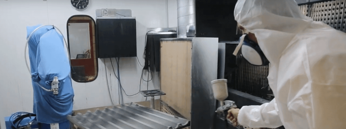 Portugueses criam robot pintor que colabora com humanos e promete aumentar a eficiência em 30%