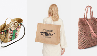 Arrase no verão com estas bolsas de praia