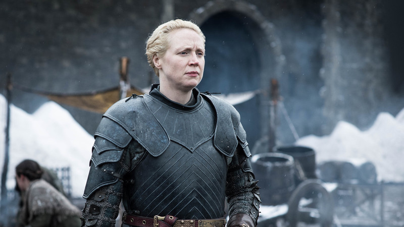 """Gwendoline Christie: atriz de """"A Guerra dos Tronos"""" previu o final da série... em 2017"""
