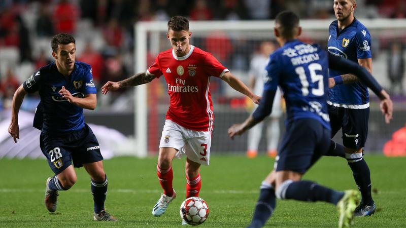 Benfica 1-0 Famalicão: Arranca a segunda parte na Luz