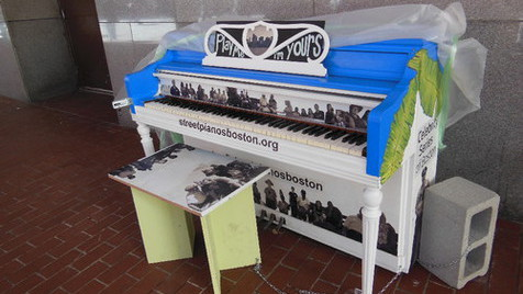 Pianos de Boston