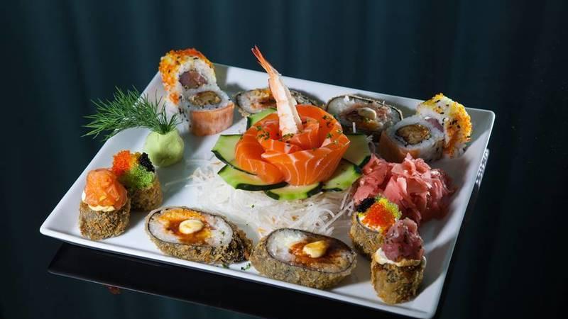 Sushi de A a Z: sabe distinguir um hossomaki de um niguirizushi?
