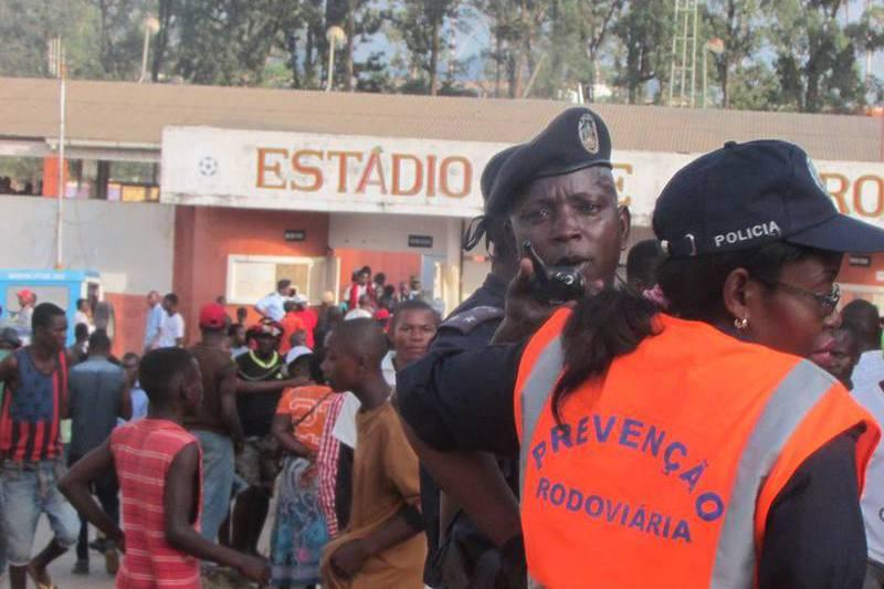 FAF orienta introdução de medidas adicionais de segurança nos recintos desportivos