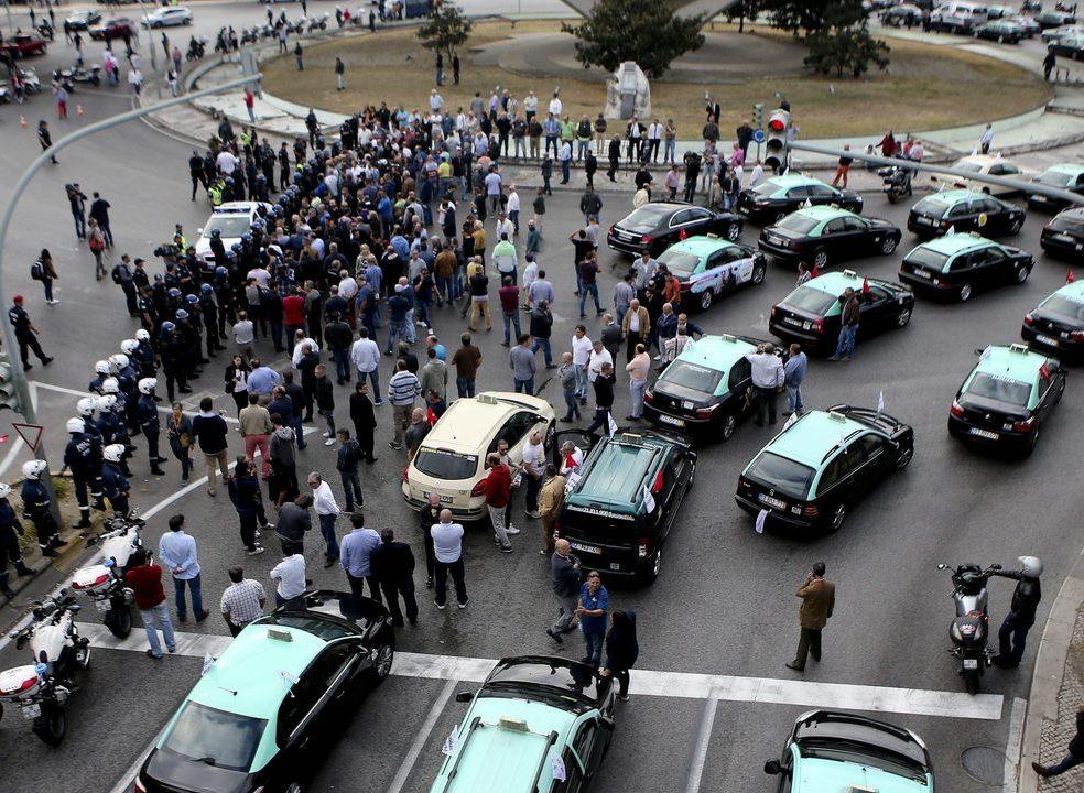 Taxistas vão parar ruas de Lisboa. Estas são as praças e avenidas a evitar em dia de protesto