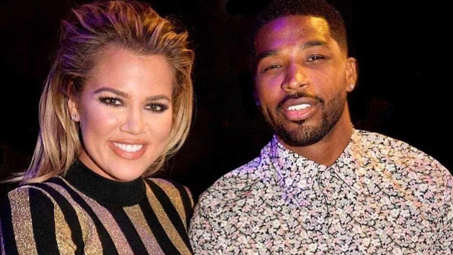 Tristan Thompson reage ao novo look de Khloé Kardashian