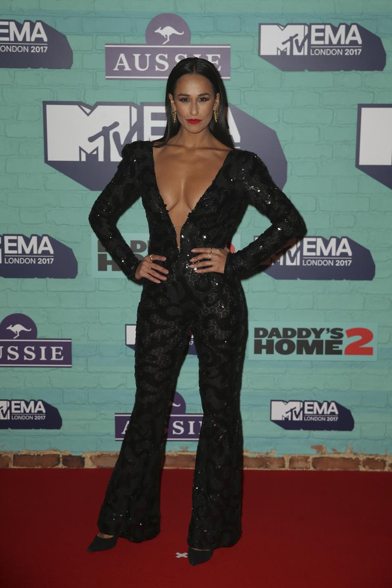 Rita Pereira nos MTV EMAs