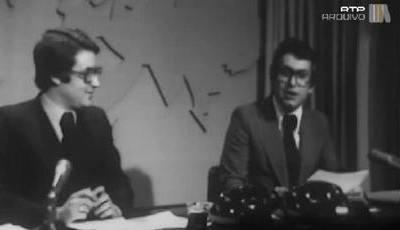 """""""Telejornal"""" celebra hoje 60 anos: há seis décadas a contar as histórias do dia a dia"""
