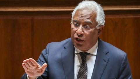 Europeias: Costa acusa PSD e CDS de nada terem feito para combater as alterações climáticas