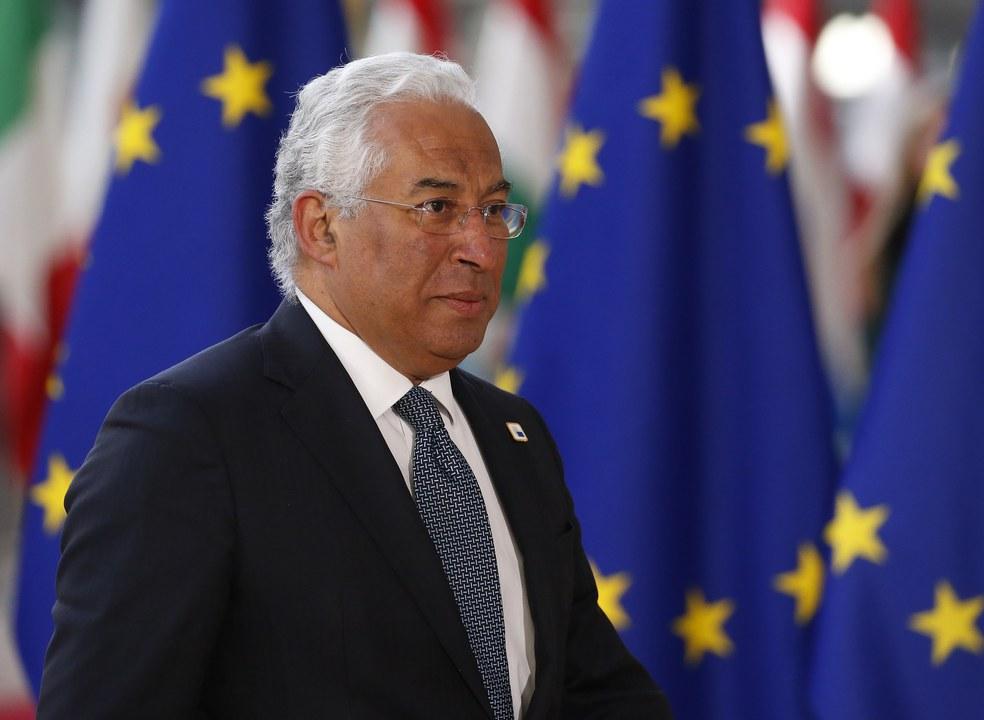 """Costa diz que novos impostos europeus """"não incidem propriamente sobre os portugueses"""""""