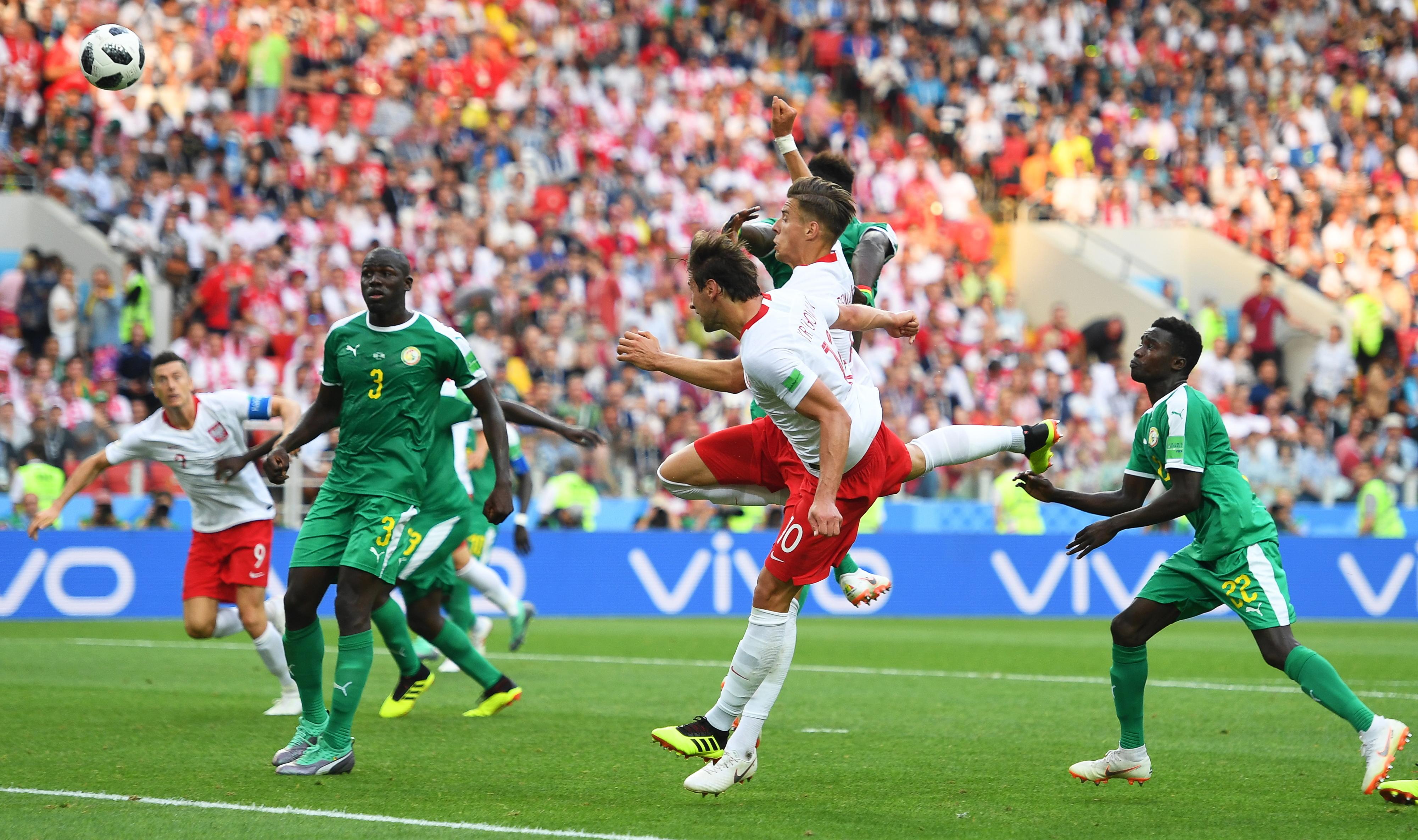 Mundial2018. Senegal vence Polónia no último jogo da primeira jornada