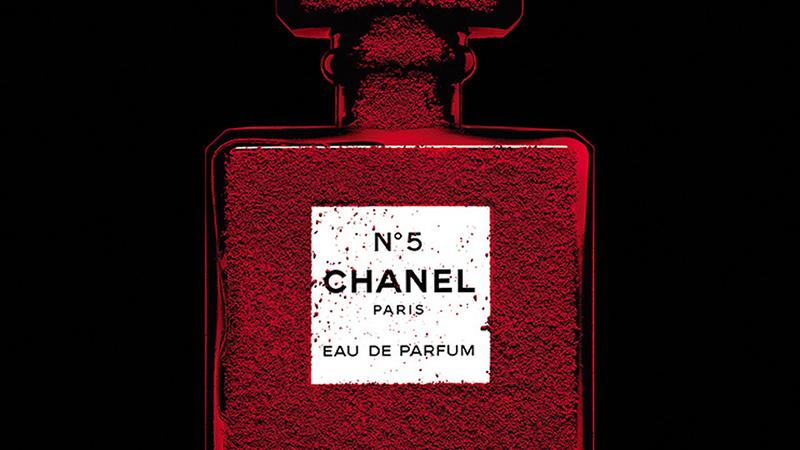 Chanel nº 5: Os frascos das novas edições limitadas vestem-se de vermelho!