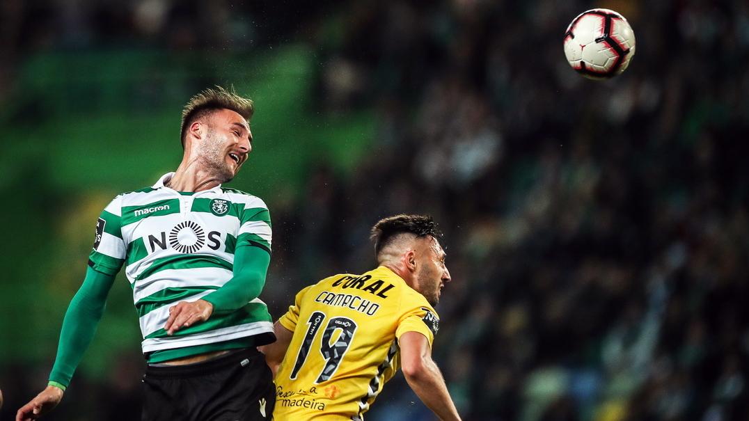 O golo da jornada vem do Sporting-Nacional... mas não é dos 'leões'