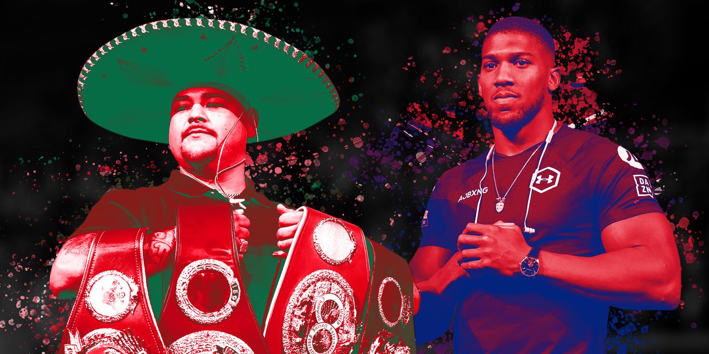 """Boxe: um mexicano com """"barriguinha"""" pode (voltar a) derrotar um musculado inglês?"""