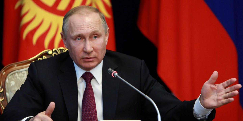 Putin promete continuar a defesa da honra do desporto da Rússia