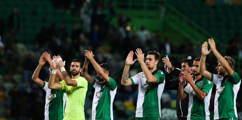 Sporting 2-0 Famalicão: Bruno Fernandes distribuiu os 'passes' para os 'oitavos'