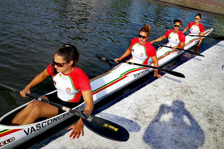Canoagem/Mundiais: K4 500 feminino aquém do seu valor vê ruir sonho olímpico