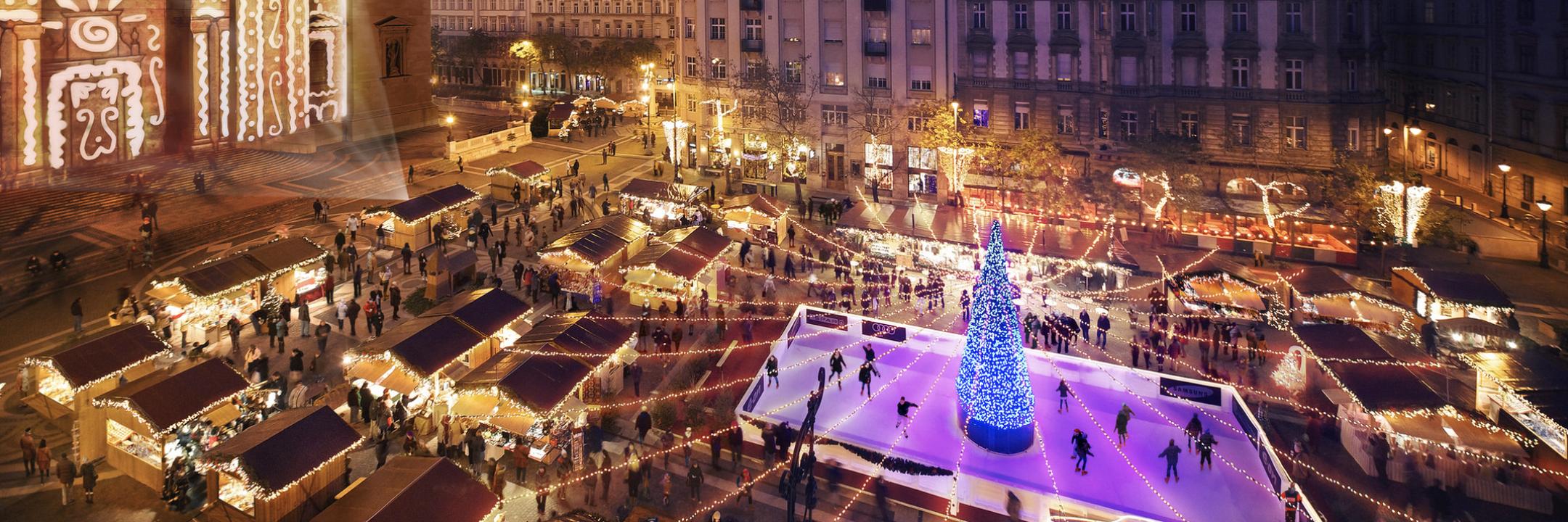 Este é o mercado de Natal mais bonito da Europa