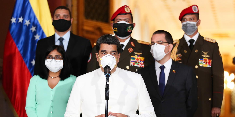 Maduro pede aos americanos que impeçam novo Vietname perto de casa