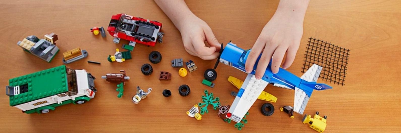 Brincar com Lego ajuda a criar melhores líderes
