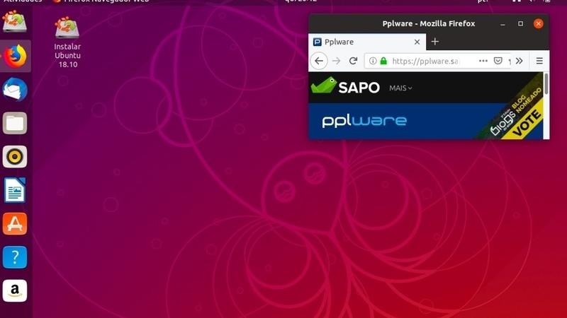 Chegou o novo Ubuntu 18.10 (Cosmic Cuttlefish)! Será que surpreende?