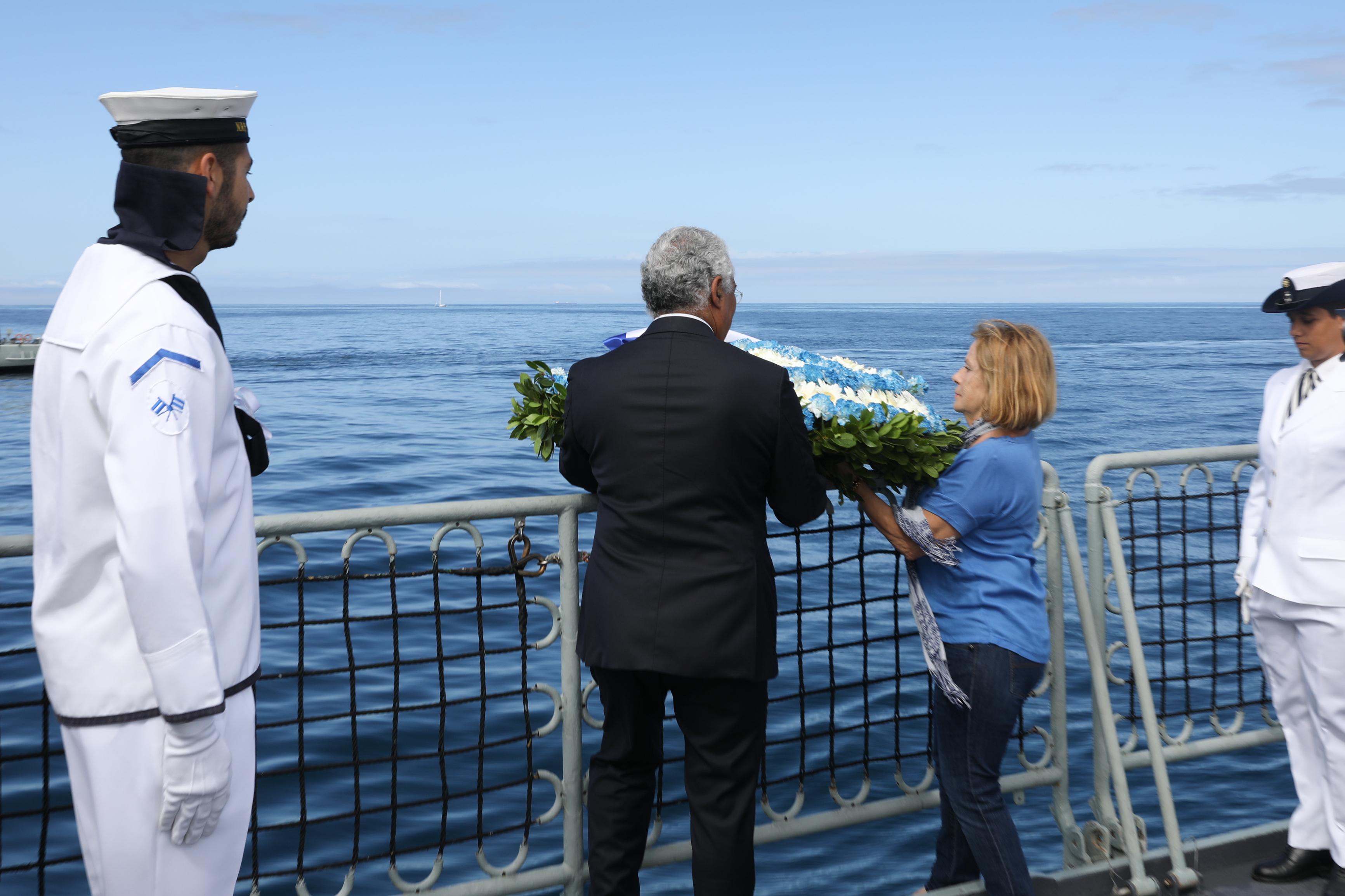 Roberto Ivens: 100 anos do naufrágio do caça-minas à entrada de Lisboa