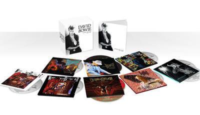 """""""Loving the Alien (1983-1988)"""": quarta caixa da discografia de David Bowie chega em outubro"""