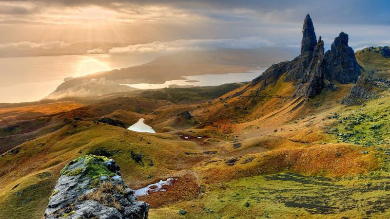 As 50 paisagens mais belas da Europa
