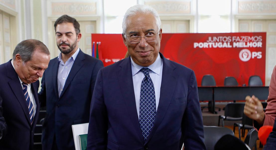 António Costa apresenta Governo com poucas alterações e quatro ministros de Estado