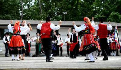 Folclore português é património histórico e cultural imaterial do Rio de Janeiro