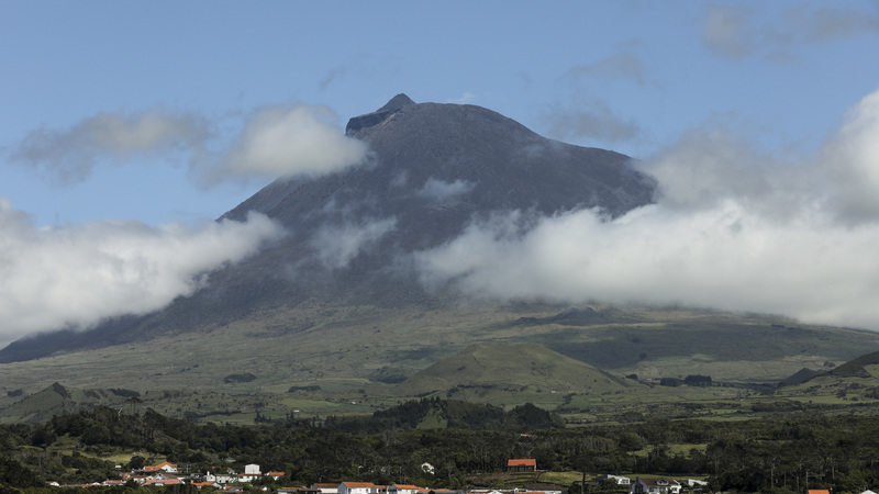 A terra voltou a tremer nos Açores. Sismo de magnitude 4,1 sentido no Faial, Pico e São Jorge