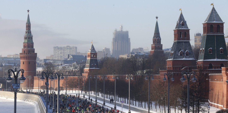 Kremlin será palco do sorteio do Mundial2018