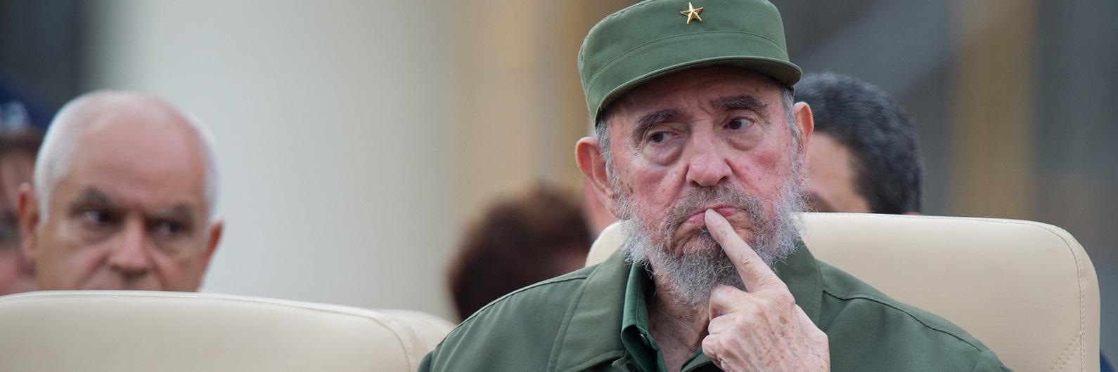 Fidel Castro: o homem que gosta do clima de Portugal e dos portugueses