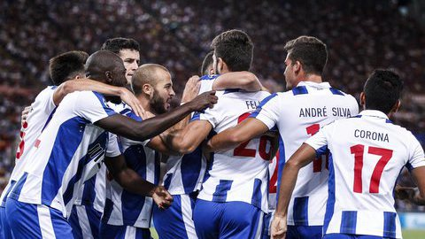 Roma 0-3 FC Porto: Todos os caminhos vão dar aos milhões