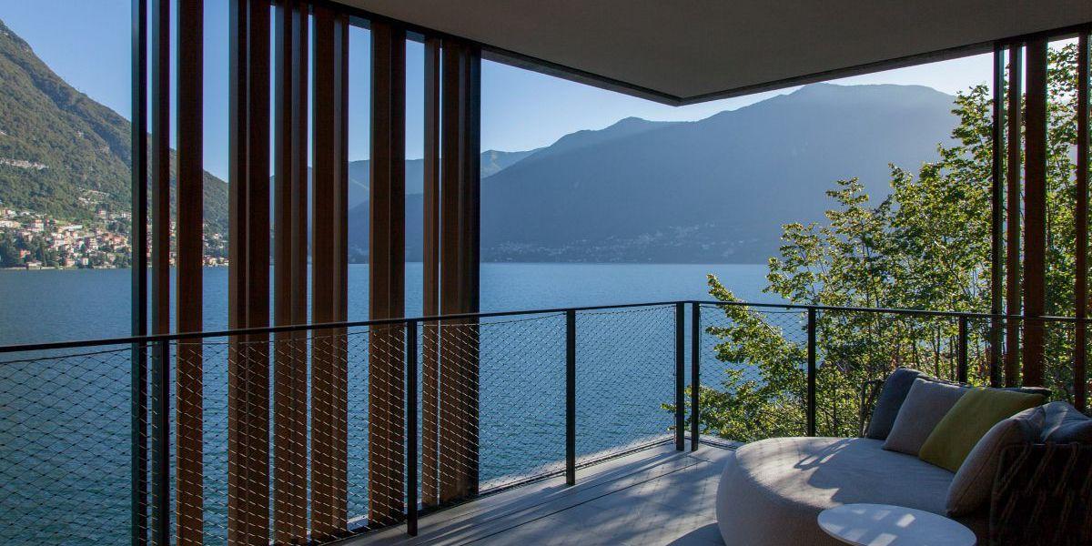 O hotel de luxo que veio agitar as águas serenas do Lago di Como