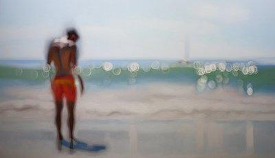 Míopes veem o mundo com formas distorcidas e há um pintor que alerta para essa diferença