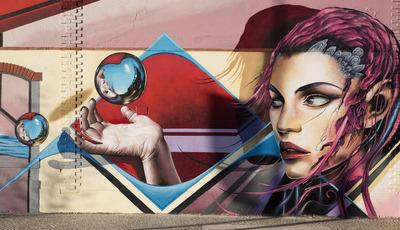 """Arte Urbana em Lisboa no """"topo"""" do mundo"""