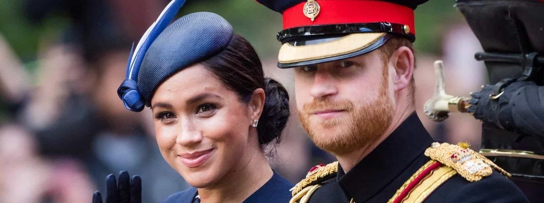 Acordo de Harry e Meghan Markle com a rainha é válido por um ano
