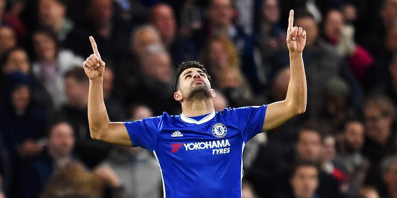 """Diego Costa: """"Mensagem de dispensa foi um momento de loucura de Conte"""""""
