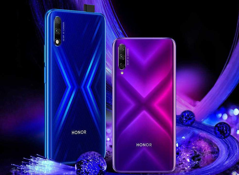 Honor 9X anunciado com câmara pop up e processador topo de gama