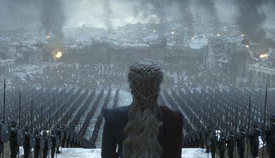 """Secretismo total: veja as fotos do último episódio de """"A Guerra Dos Tronos"""""""