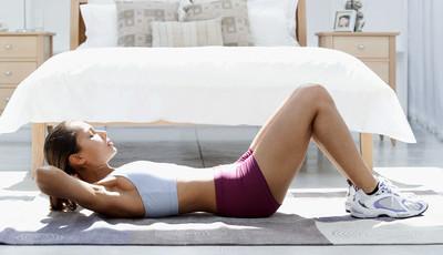 12 exercícios para fazer em sete minutos