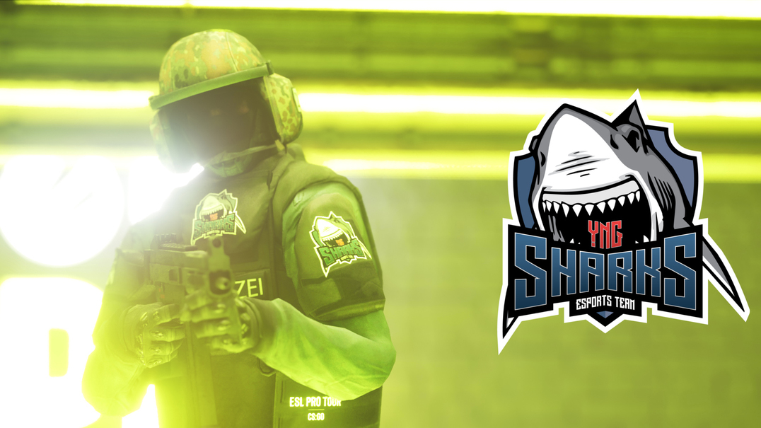 ESL Pro League XI de CS: GO conta com a equipa portuguesa YNG Sharks