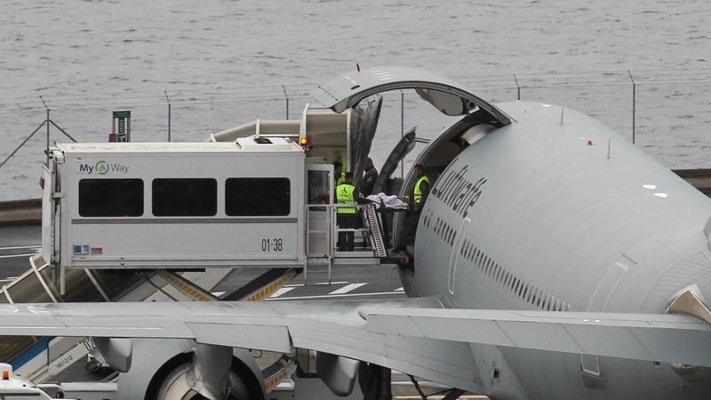 Madeira: avião que transporta 12 feridos do acidente no Caniço já está a caminho da Alemanha
